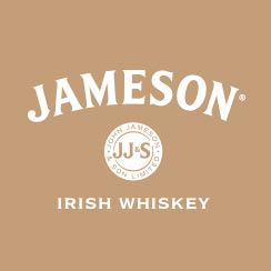 Logo Jameson Whisky Kunde von Tafel Tattoo
