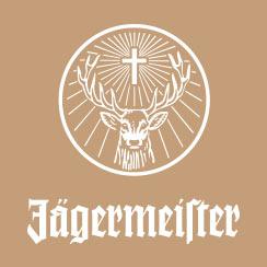 Logo Tafel Tattoo Kunde Jägermeister